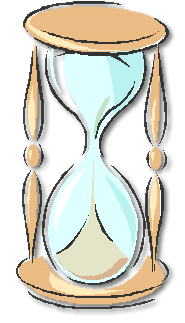 sandglasses